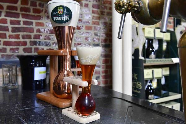 Bosteels kwak