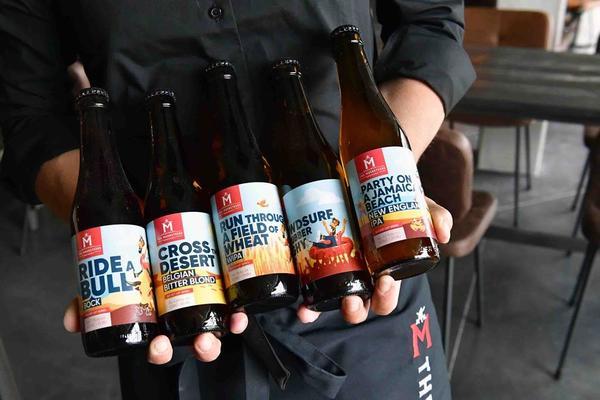 Musketeers brewery