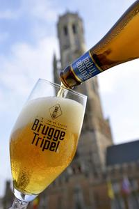 Brugge Tripel contributes to renovation of Burgundian chapel of worship