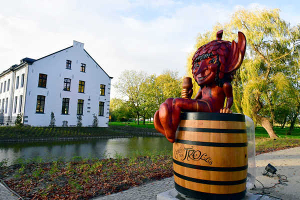 Dubuisson brewery visit
