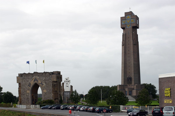 IJzertoren Yser Tower