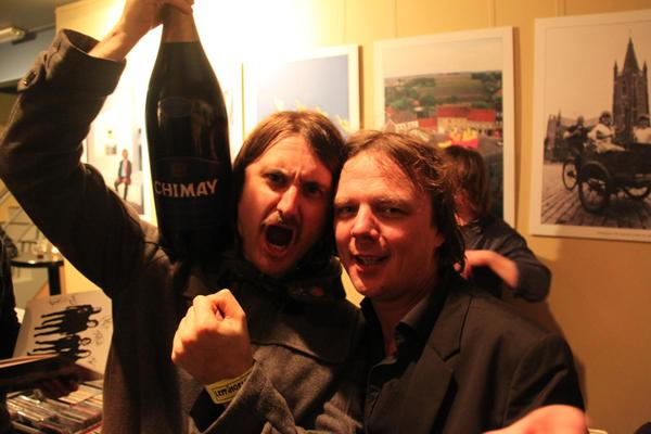 Beer Pairing on a Higher Level: Rockers and Trappist