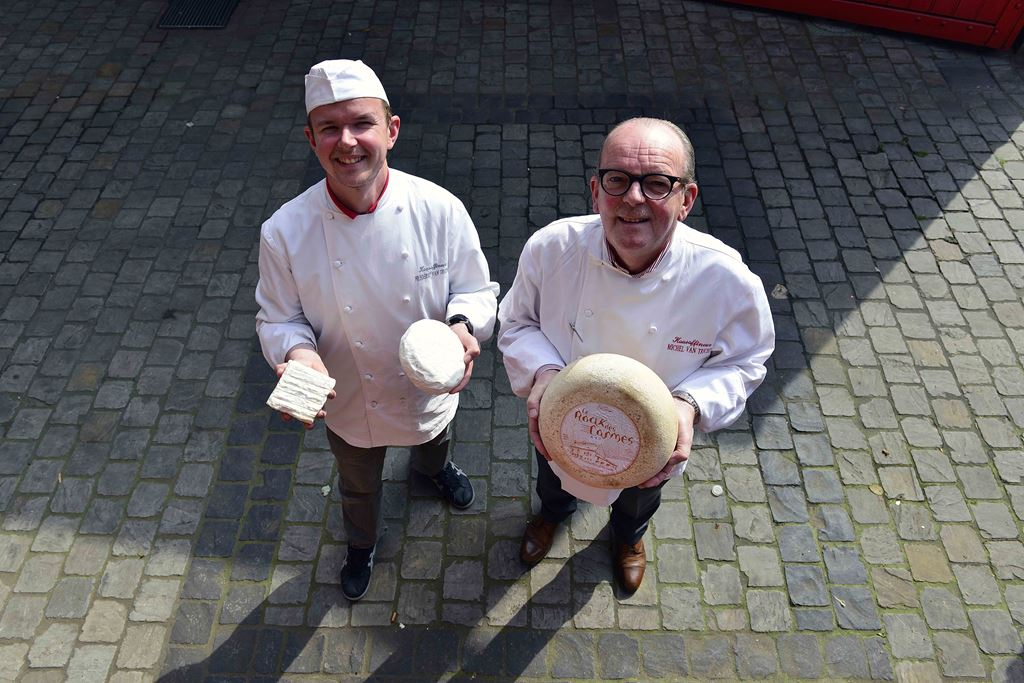Belgian cheese, cheese in Belgium, Van tricht