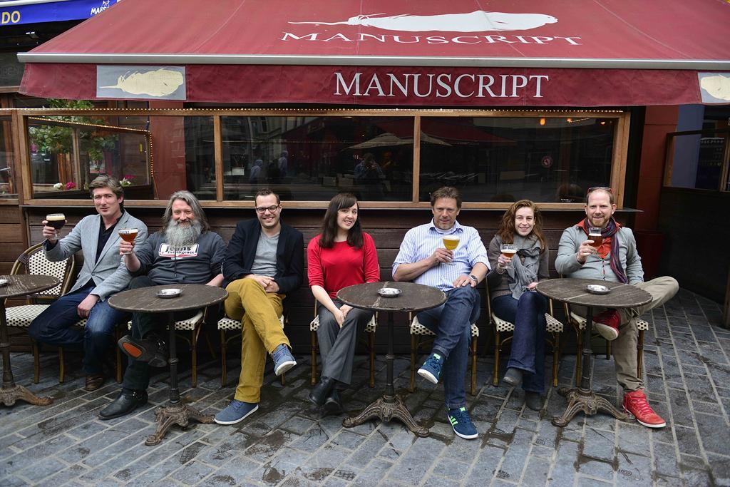 The Belgian Beer Musketeers