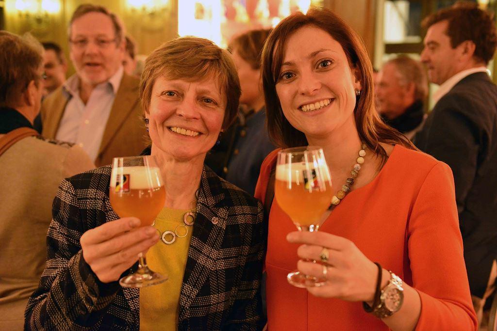 Brewery De Rijck, belgian family brewers, An de Rijck