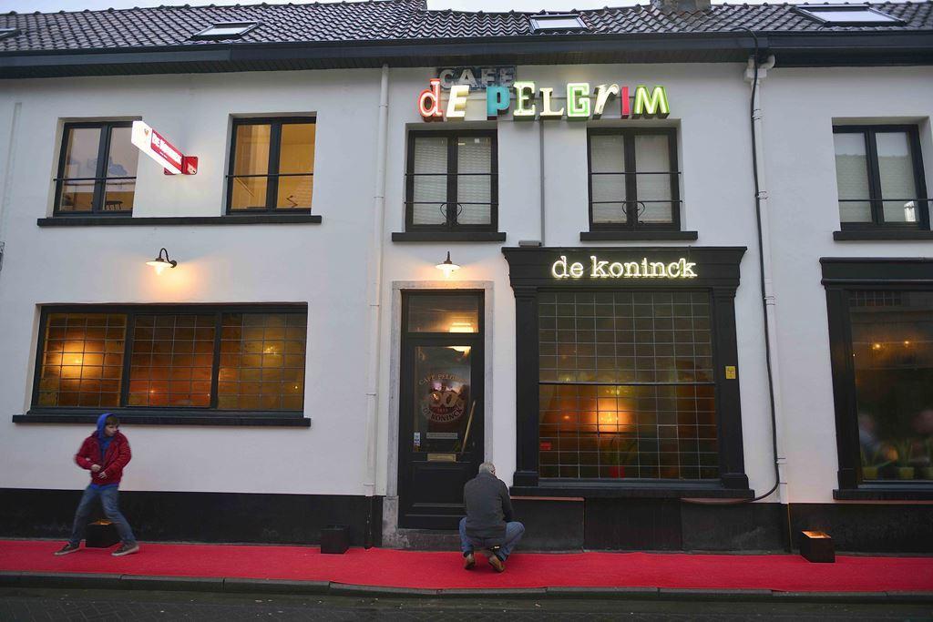 Café De Pelgrim in Antwerp
