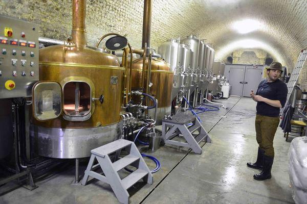 Brewery De Kazematten in Ieper
