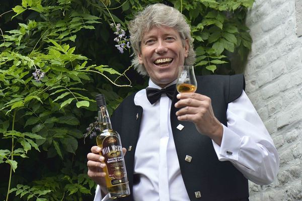 Mike Janssen: Belgian single-malt whisky