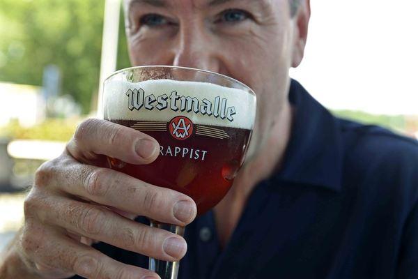 Westmalle Tripel Trappist beer