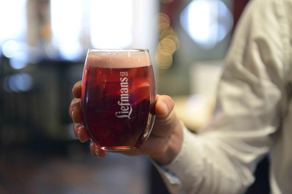 Liefmans brewery tour