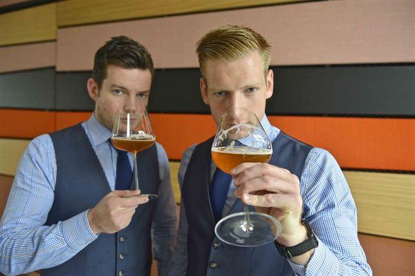 Yannick & Sam Dehandschutter, Restaurant Sir Kwinten