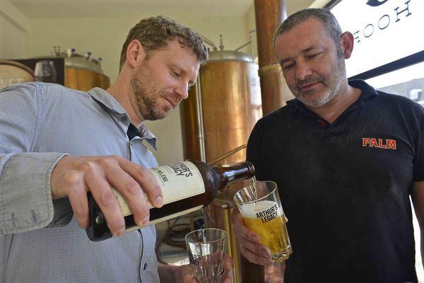 Jan De Cock, Fons Verheyden - Brewery De Hoorn
