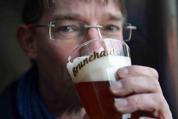 Marc-Antoine De Mees, Brasserie de Brunehaut, organic and gluten-free beer