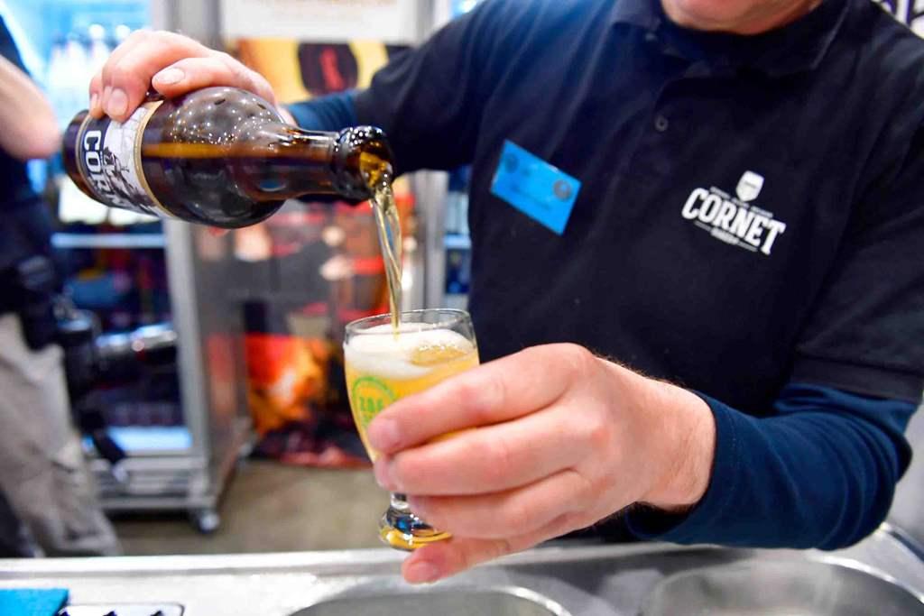 Cornet by Palm Belgian Craft Brewers
