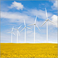 Buy Renewable Option wind RECs (green power)