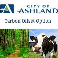 City of Ashland Carbon Offset Option