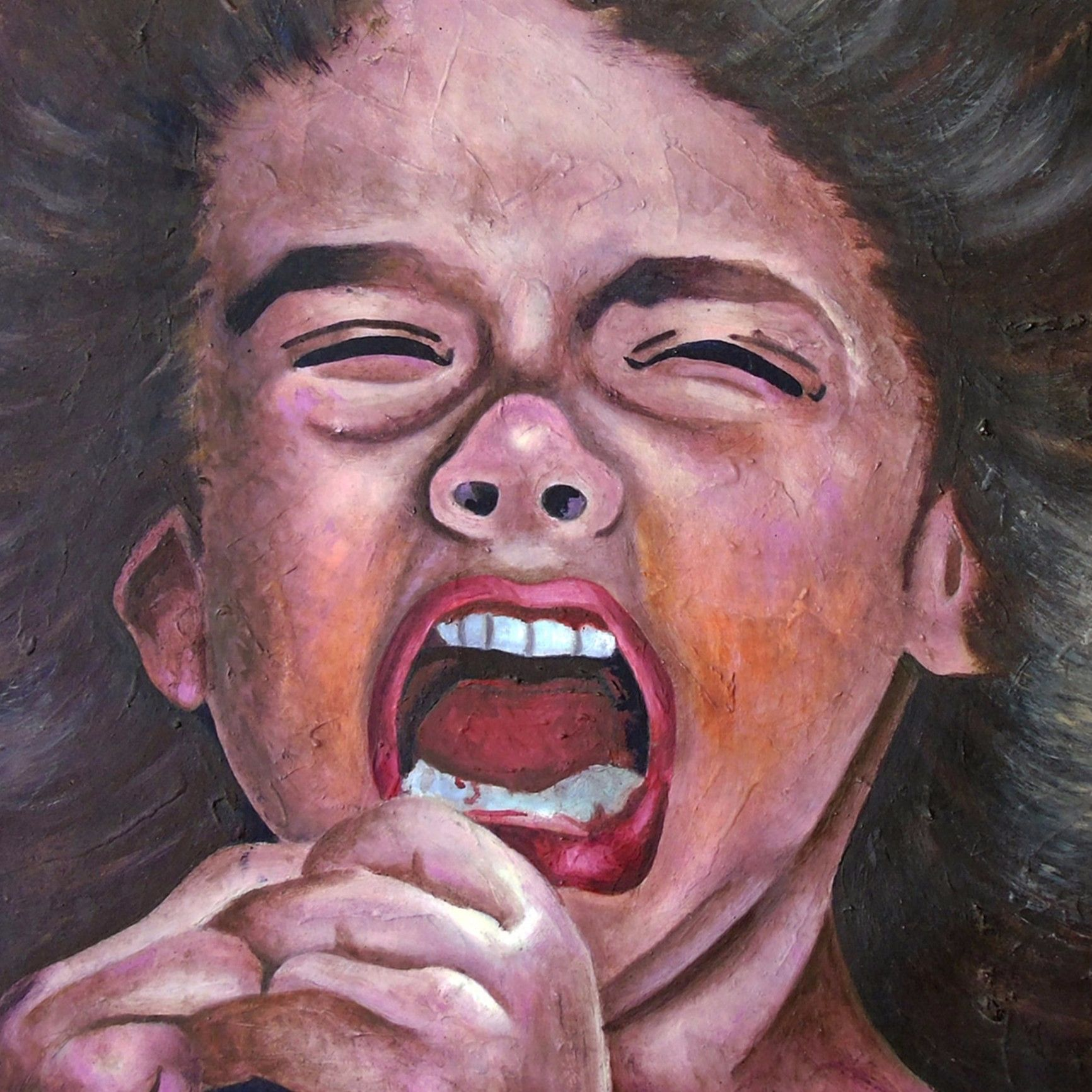 Obra: El grito