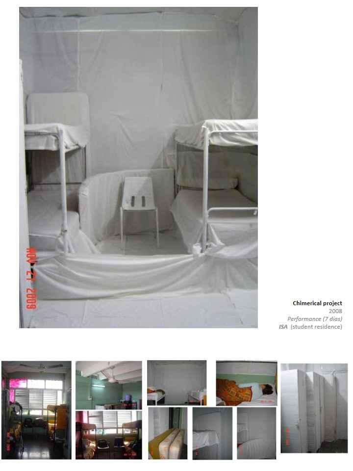 Obra: Proyecto Quimérico