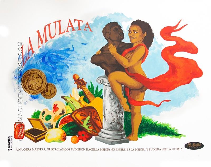Obra: La Mulata