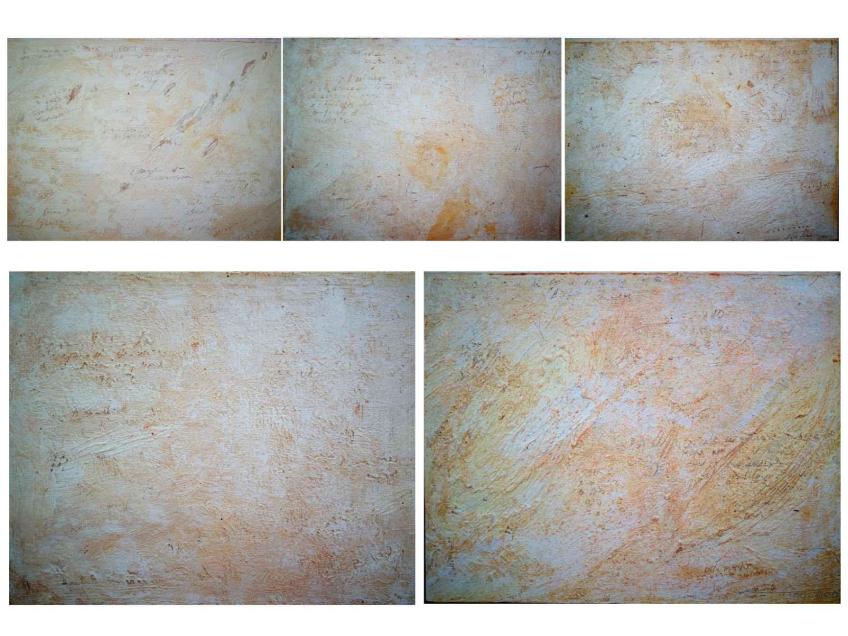 Obra: Cicatrices del Vacío
