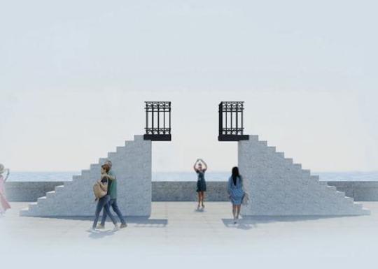 Obra: La arquitectura del dialogo