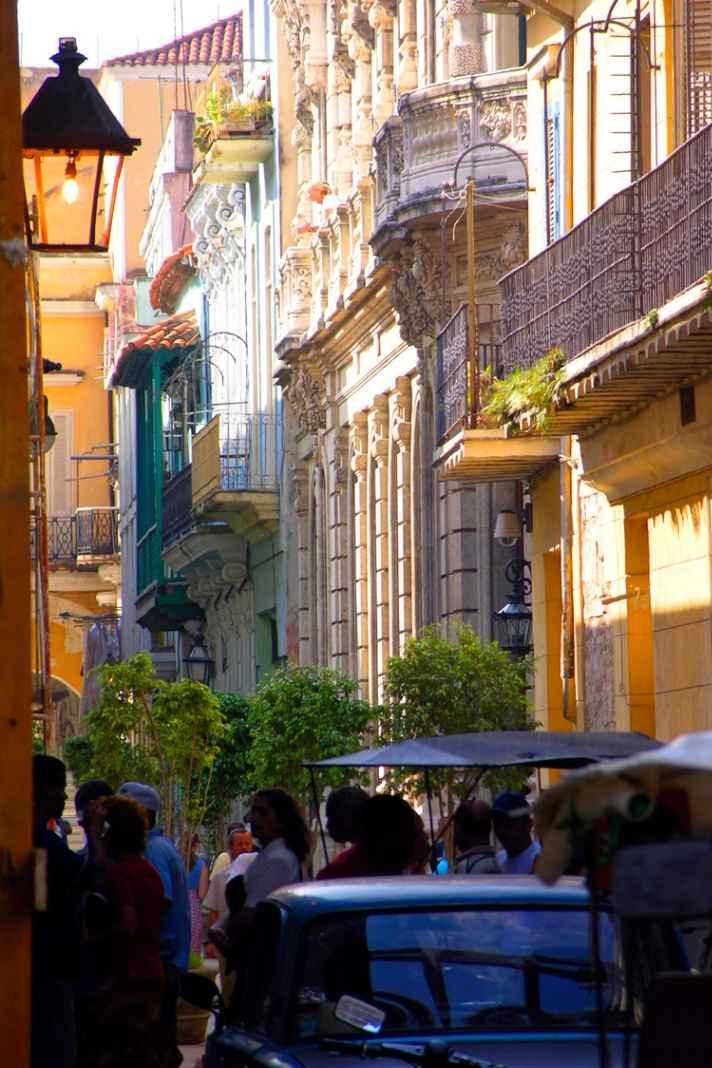 Obra: Habana Barroca