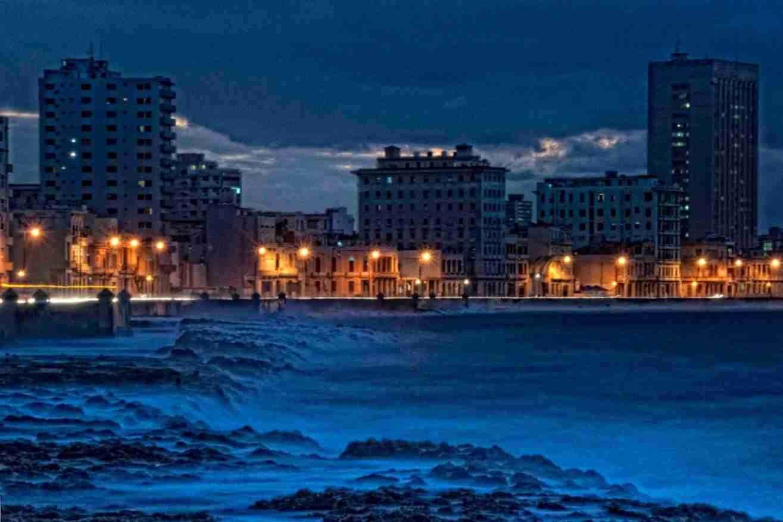 Obra: Habana Azul