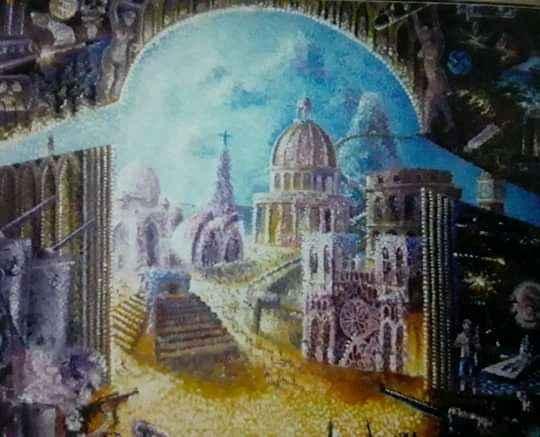 """Obra: """"La Gran Puerta """""""