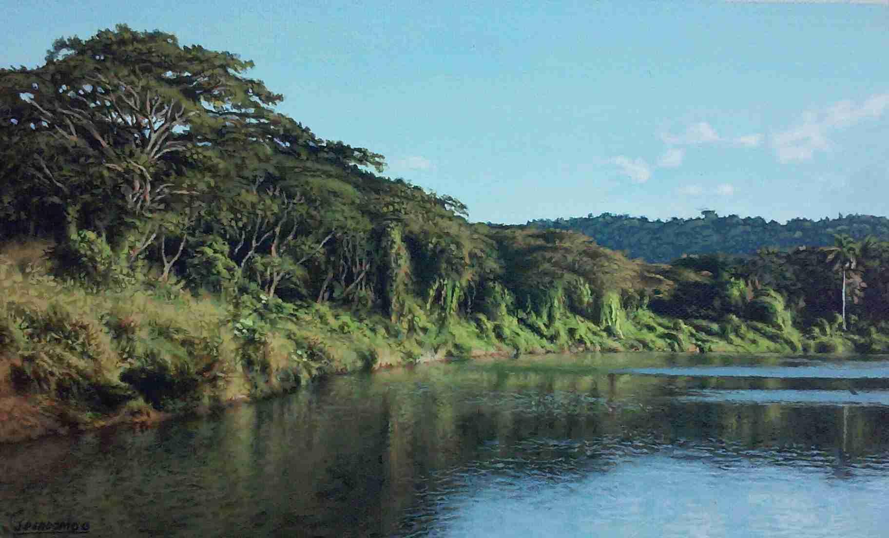 Obra: Río Zaza
