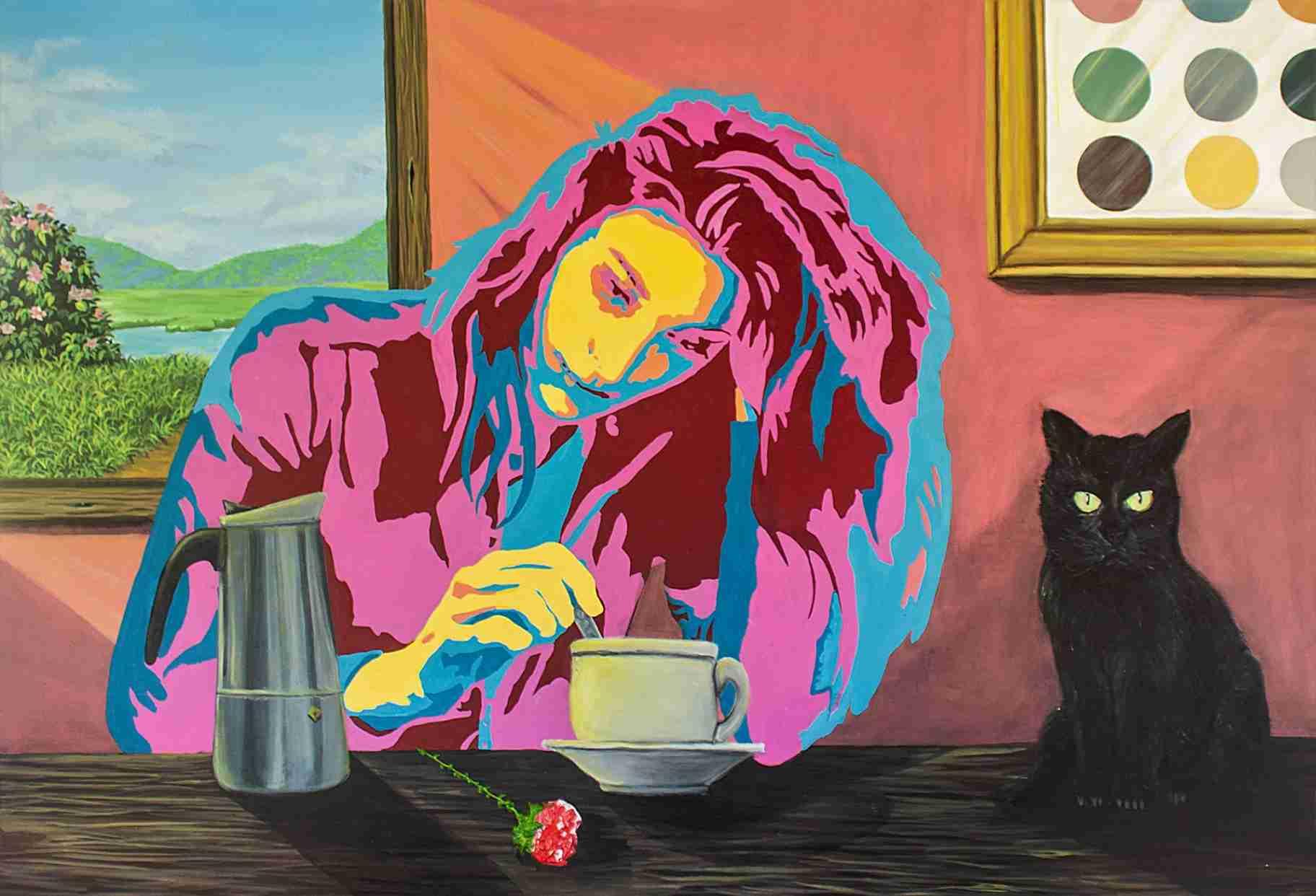 Obra: Gato encerrado