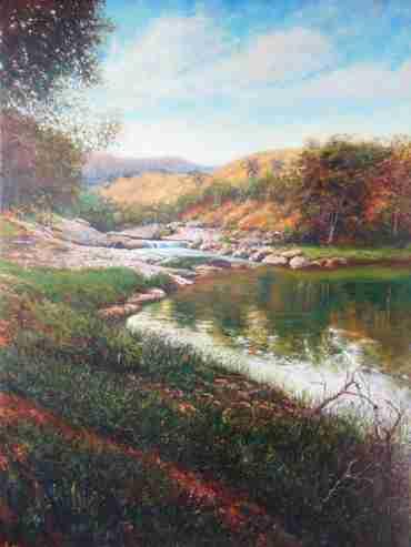 Obra: Río de los cantiles