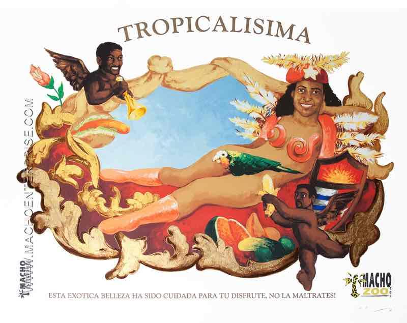 Obra: Tropicalisima