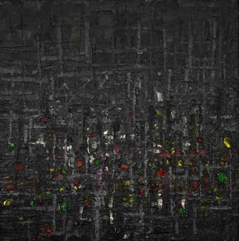 Obra: Stranges in the night