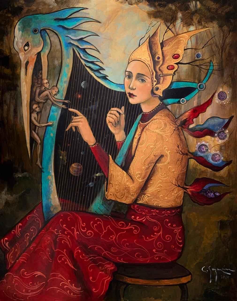 Obra: La música del universo