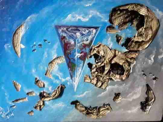 "Obra: "" Oxígeno 7: Liberación """