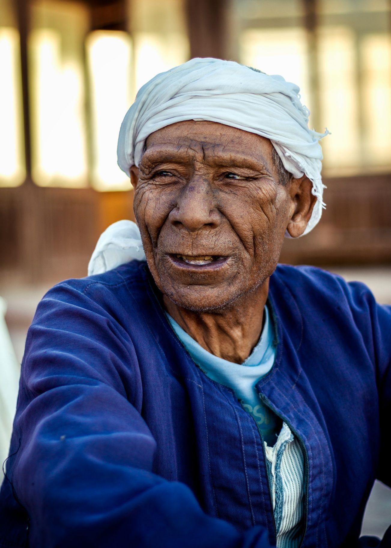 Obra: Un hombre de Sinai