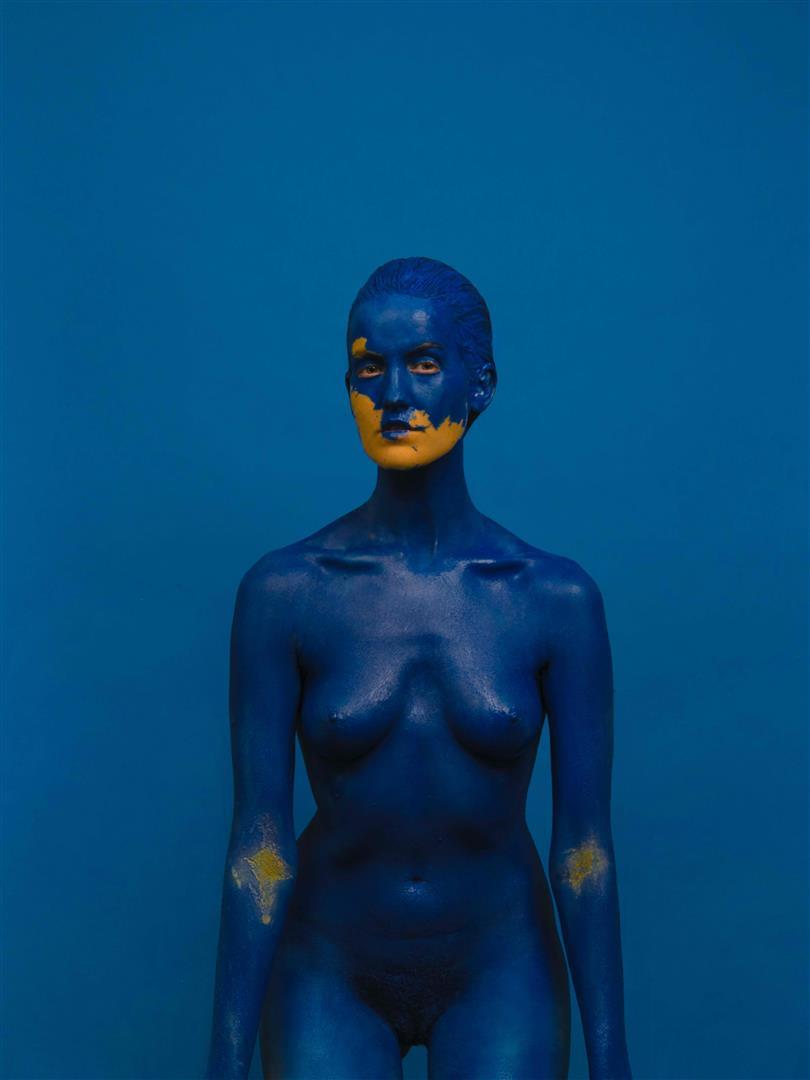 Obra: Azul
