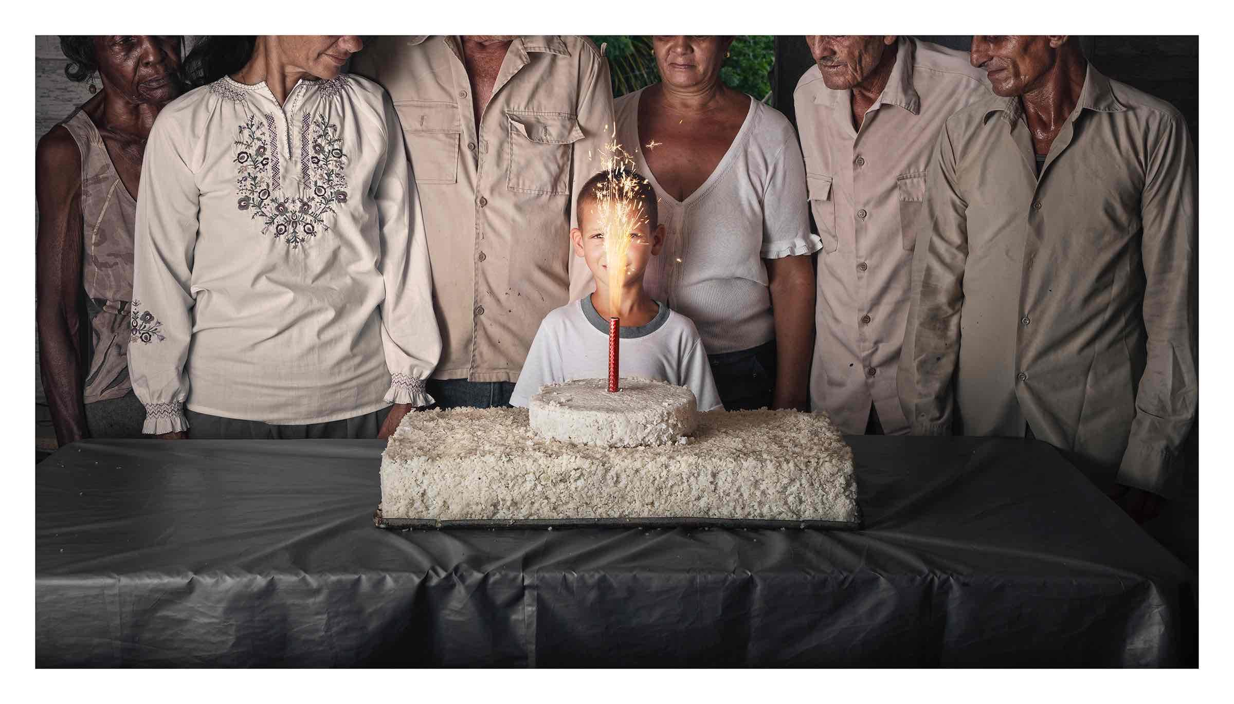 Obra: El cumpleaños