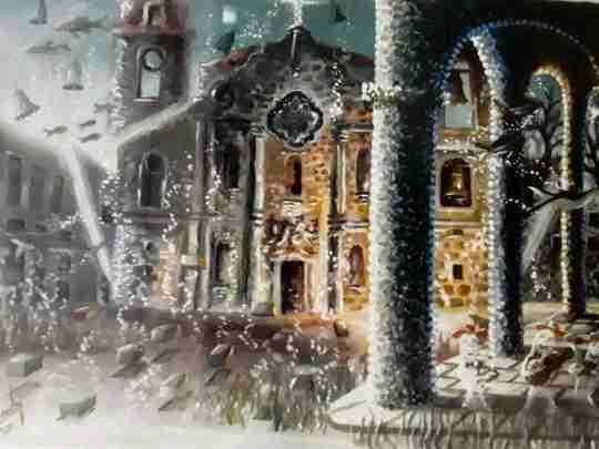 """Obra: """" Catedral de la Habana """""""