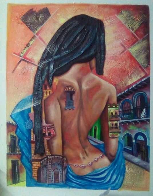 Obra: La Venus de San Cristóbal