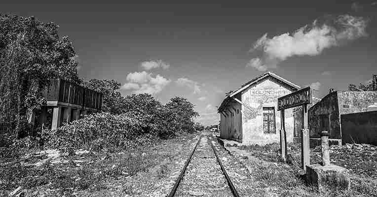 Obra: Terminal #3. Bolondrón, Cuba 2021
