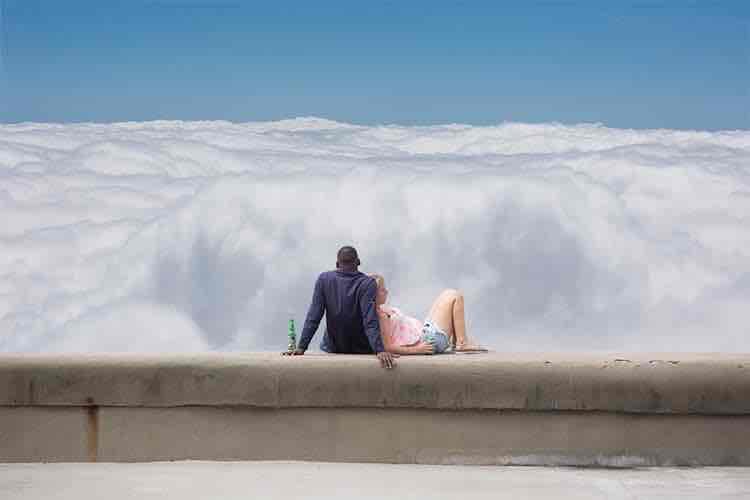 Obra: La isla que espera la última ola.