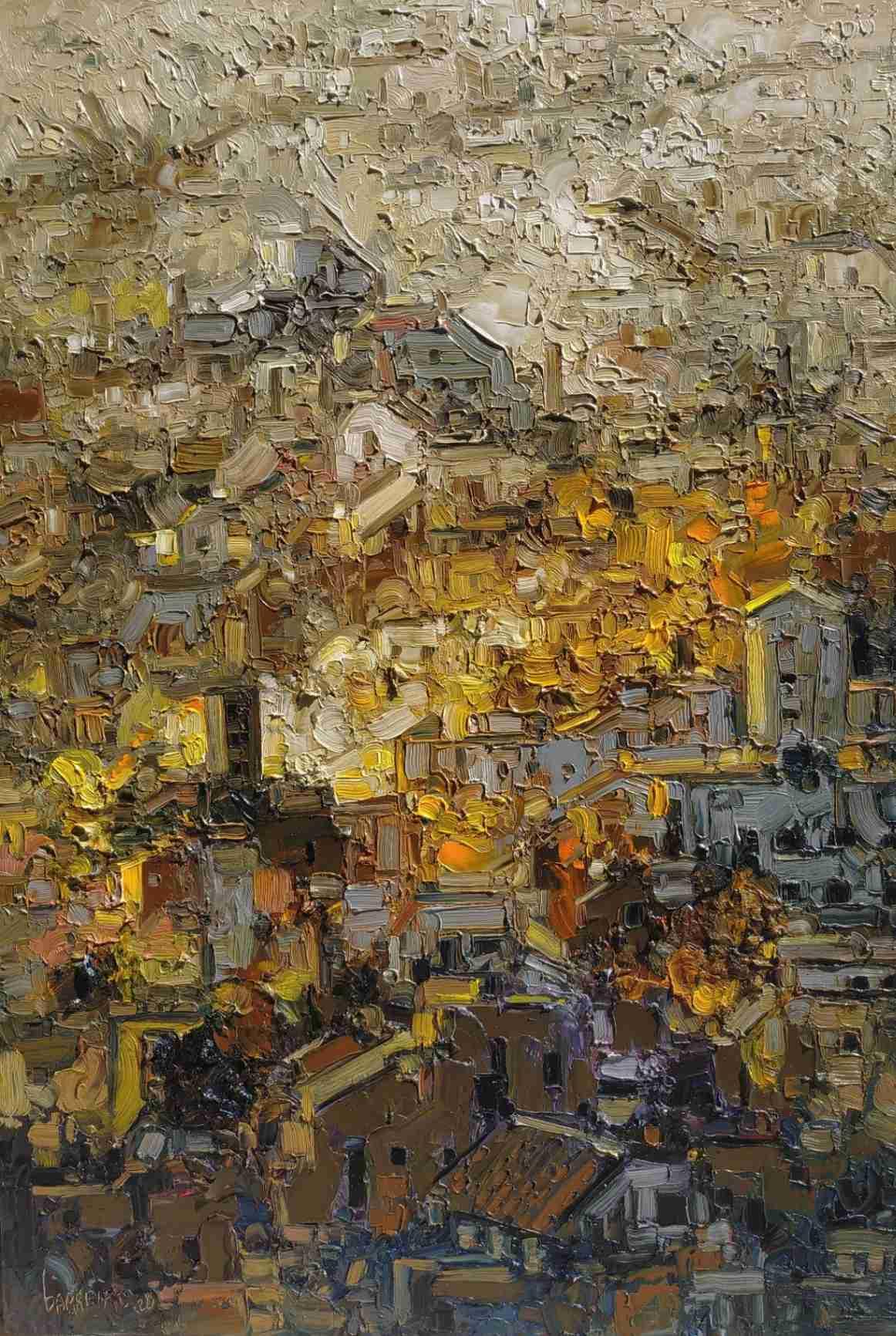 Obra: Aire amarillo