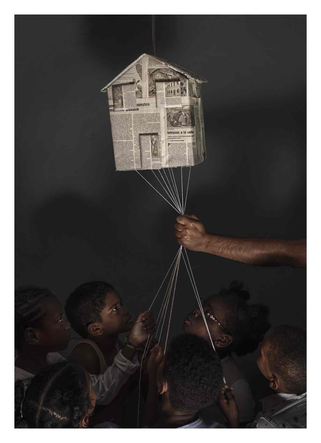 Obra: La piñata