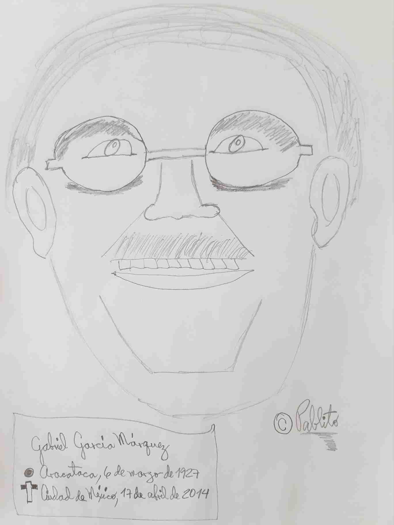 Obra: García Márquez