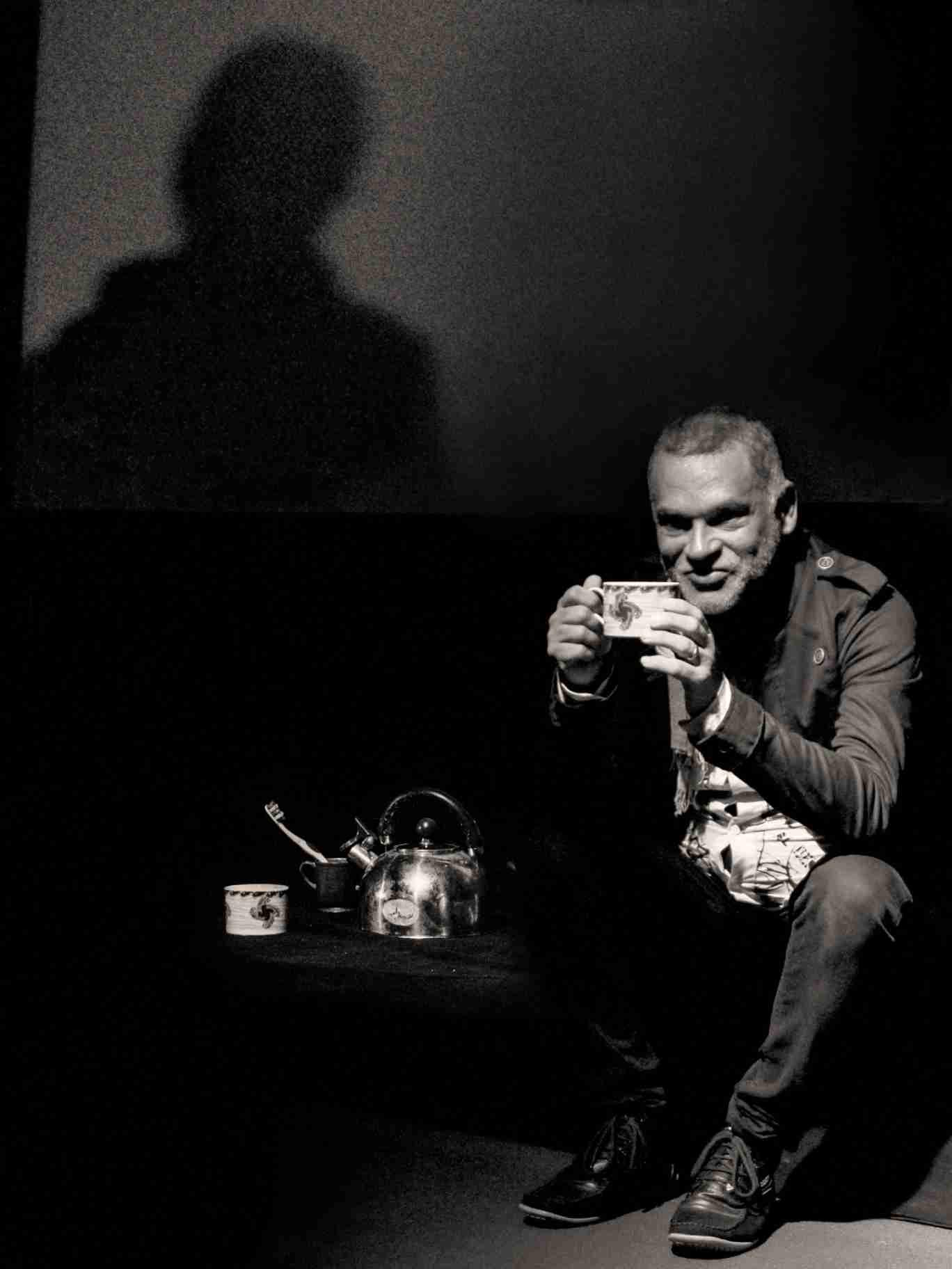 Obra: ¿Te acompaño al Té¿