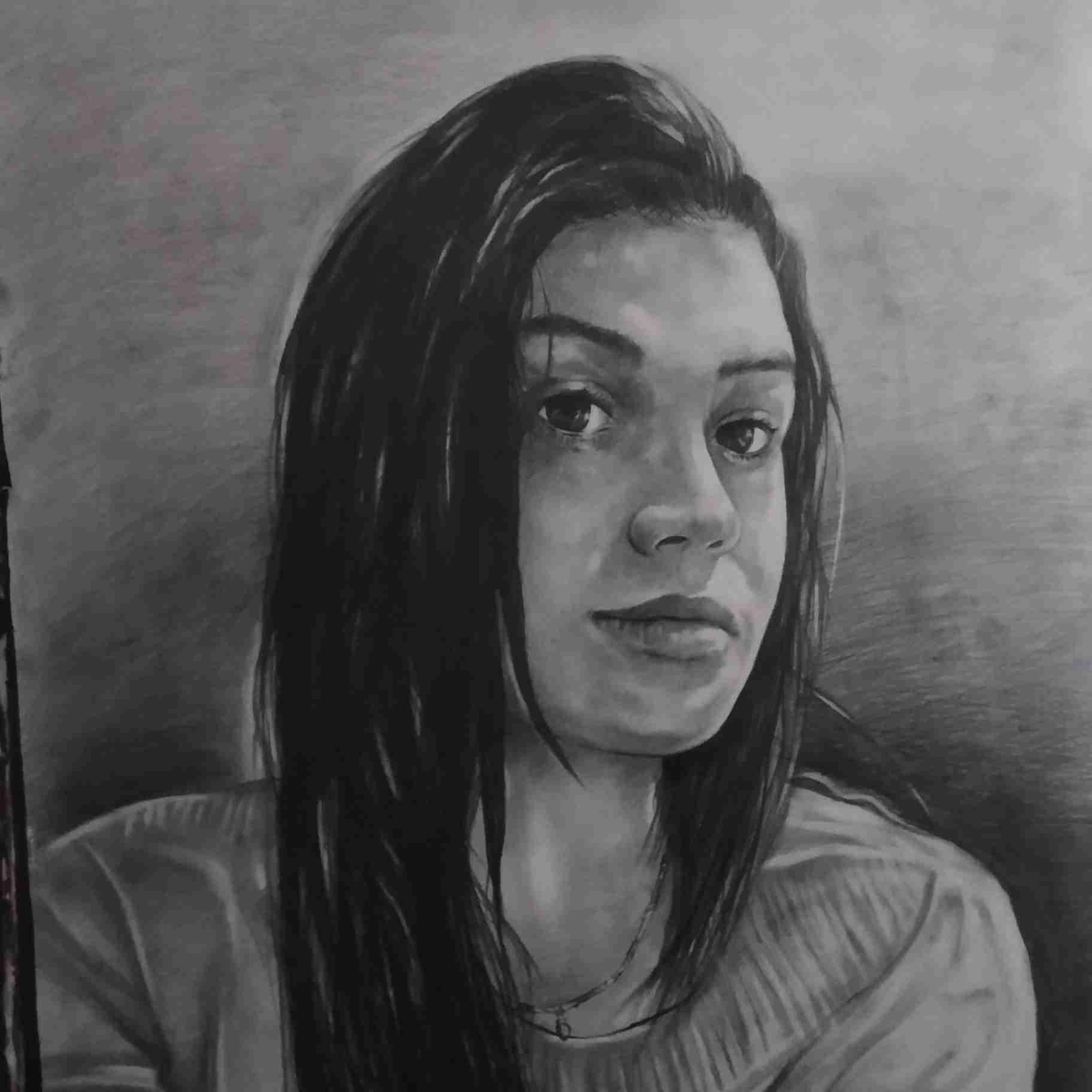 Obra: Retrato de mi esposa