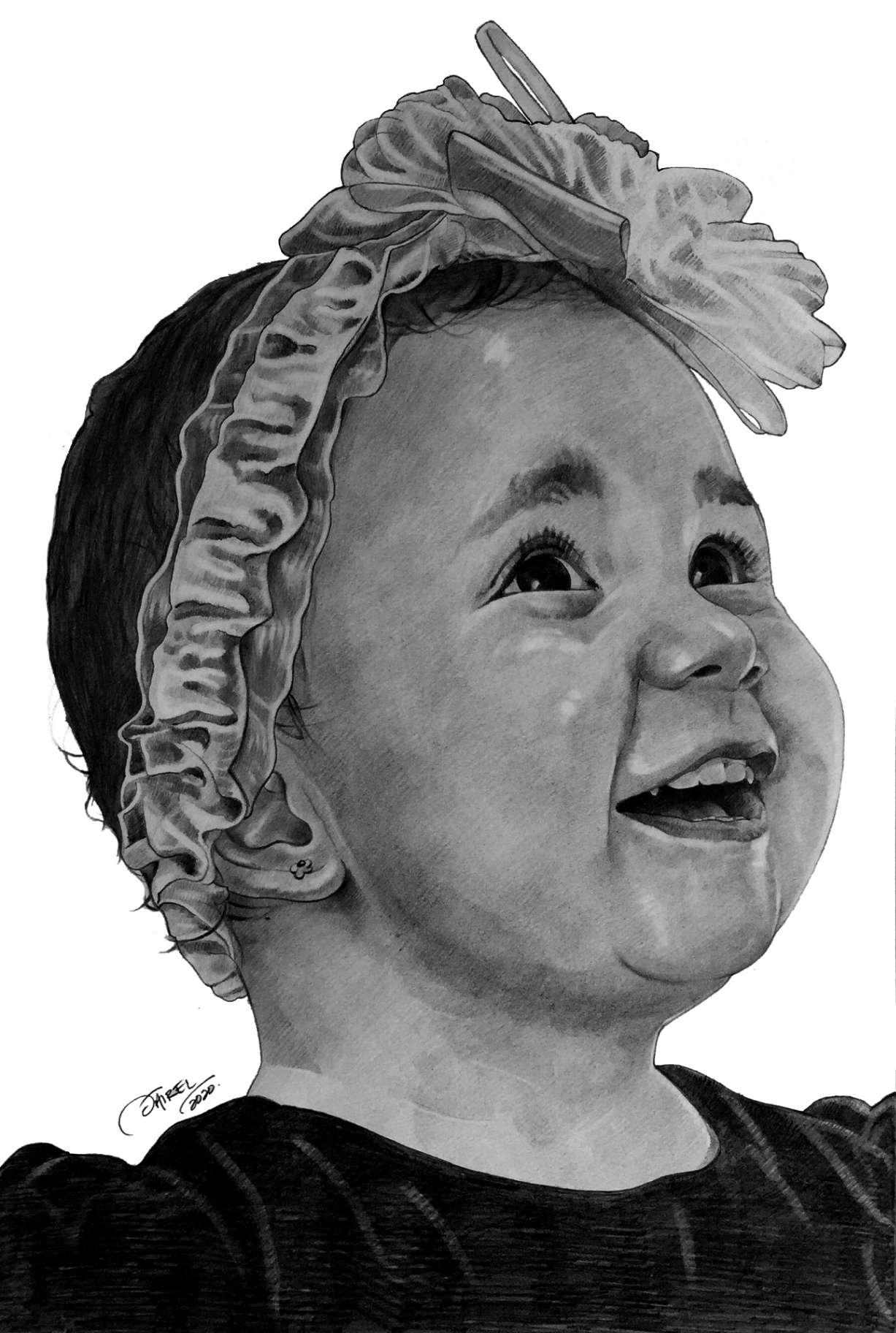 Obra: Retrato de Shannyn