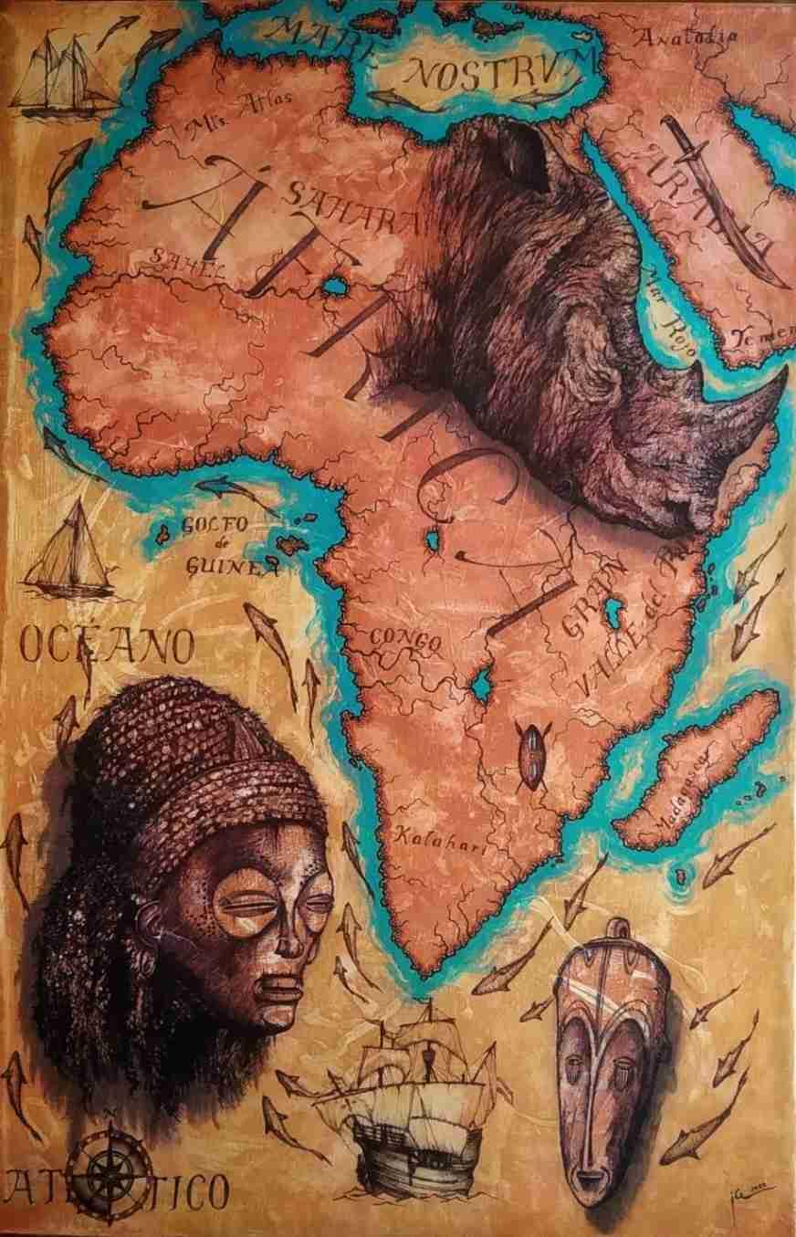 Obra: África II