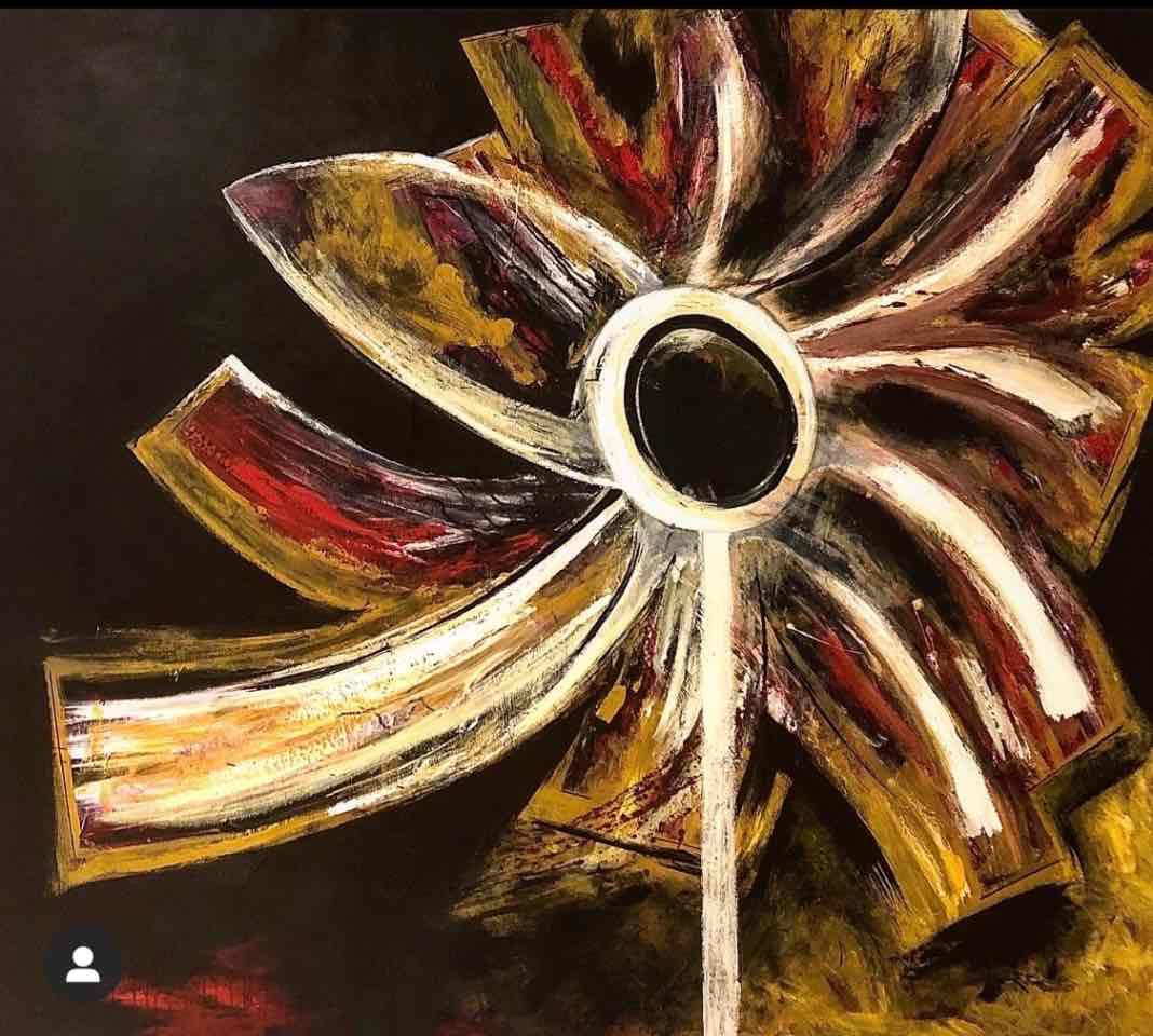 Obra: flower